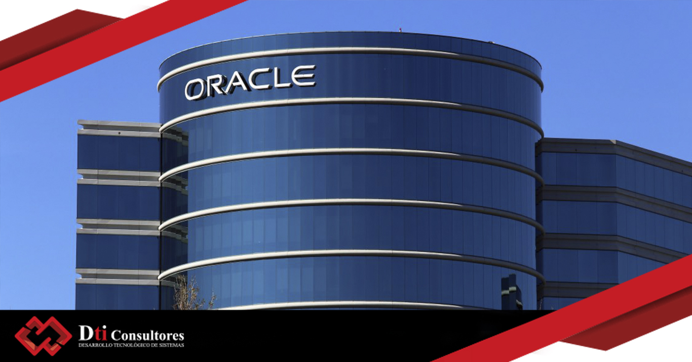 Oracle: Empresa líder de software mundial